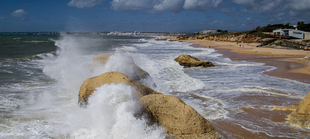 Urbanização dos Caliços, Albufeira, Portugal