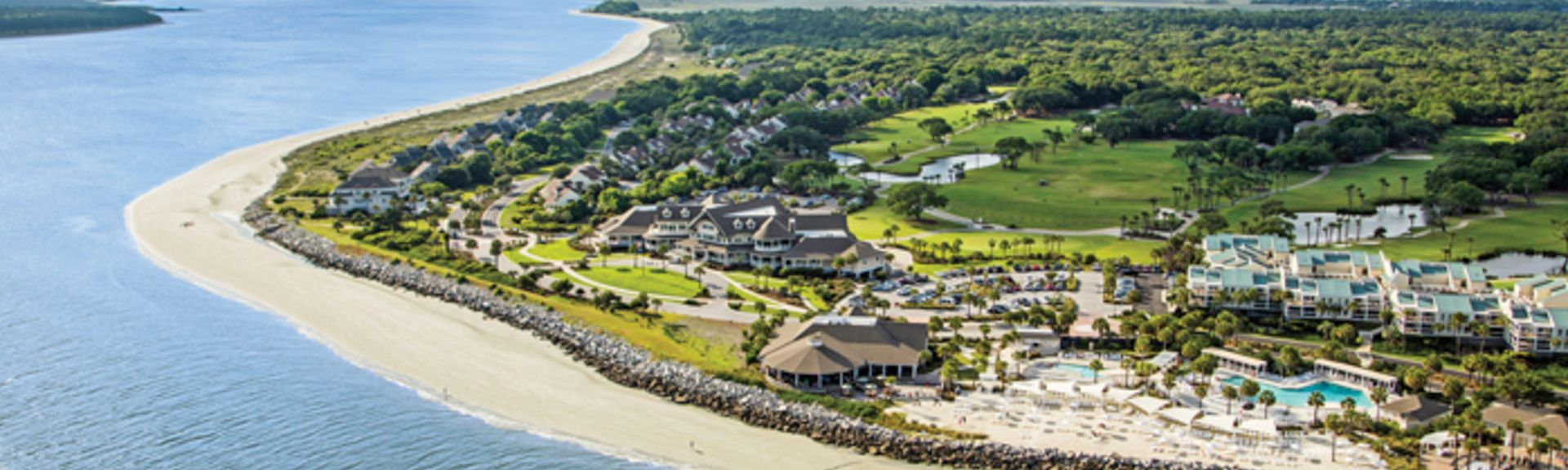 Spinnaker Beachhouses, Seabrook Island, South Carolina, United States of America