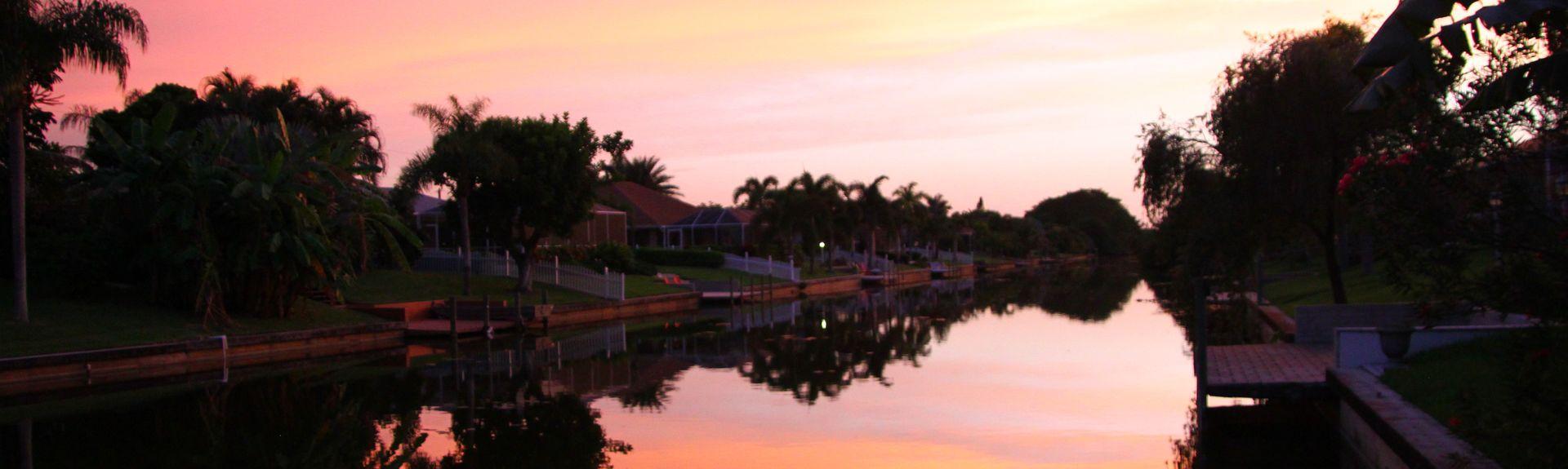Three Palms Speedway, Punta Gorda, Florida, United States of America