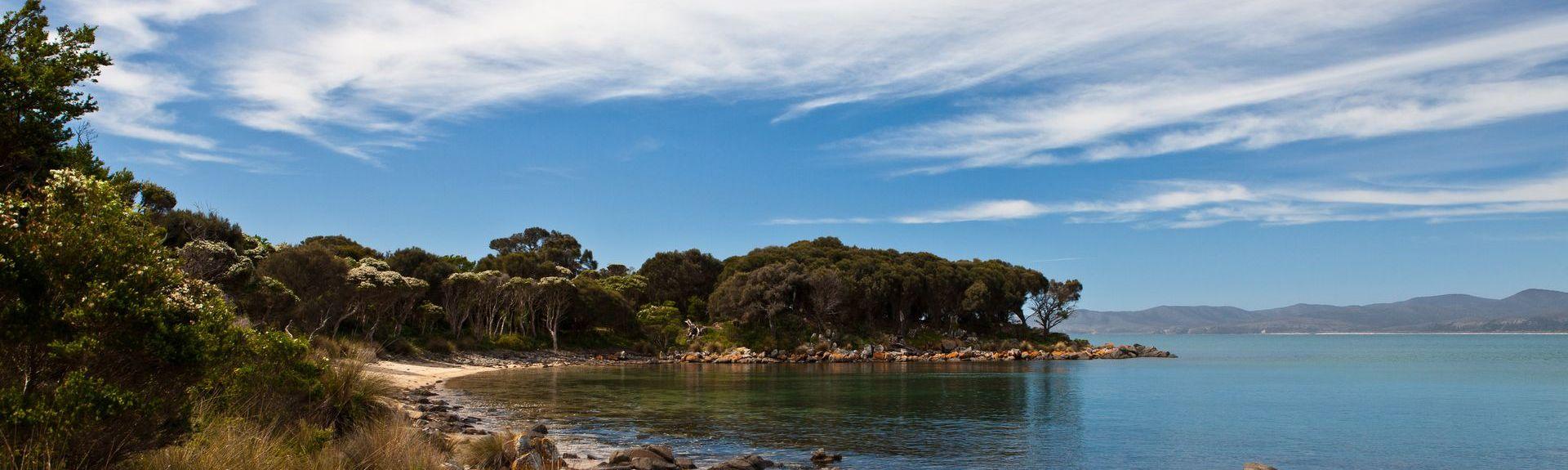 Hawley Beach, Tasmania, Australia