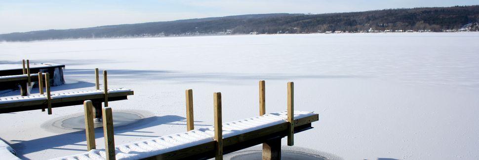 Keuka Lake, New York, USA