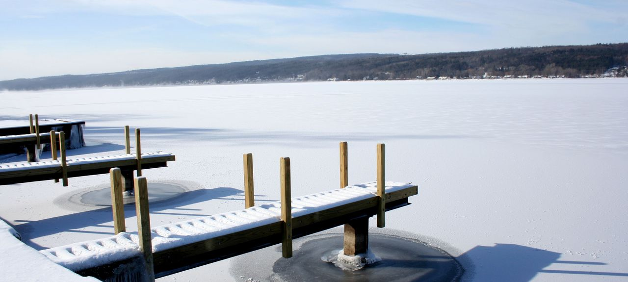 Keuka Lake, New York, USA