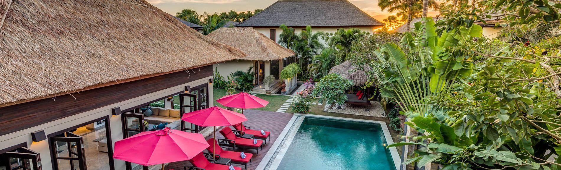 Pererenan, Canggu, Bali, Indonesien