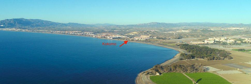 Mojácar, Andalucía, España