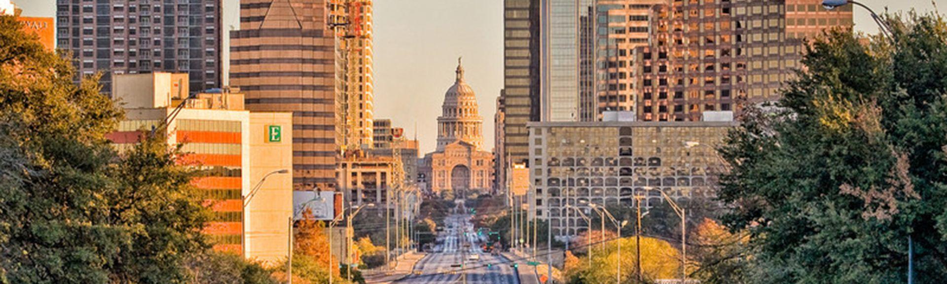Parker Lane, Austin, Texas, Estados Unidos