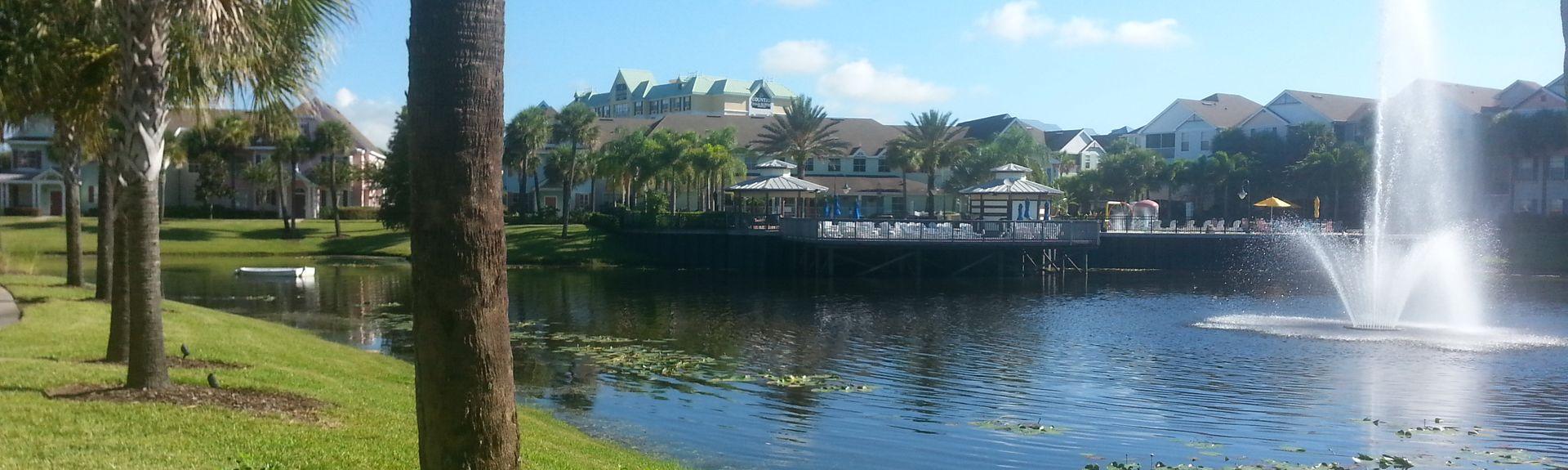 Harry P. Leu Gardens, Orlando, Flórida, Estados Unidos