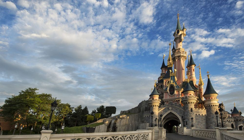 Disneyland Paris, Marne-la-Vallée, France