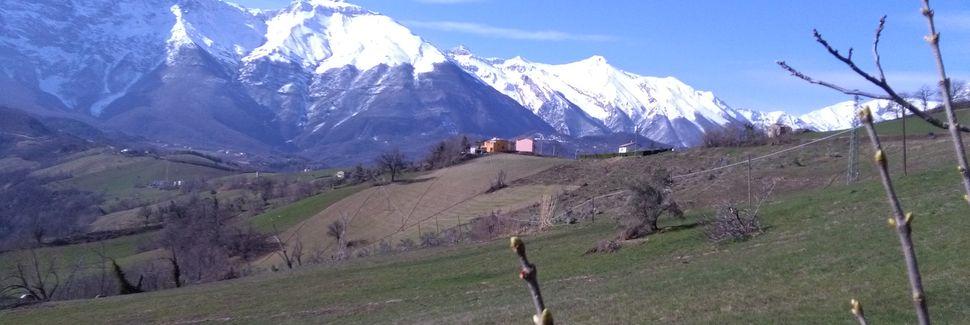 Ofena, L'Aquila, Abruzzo, Italy
