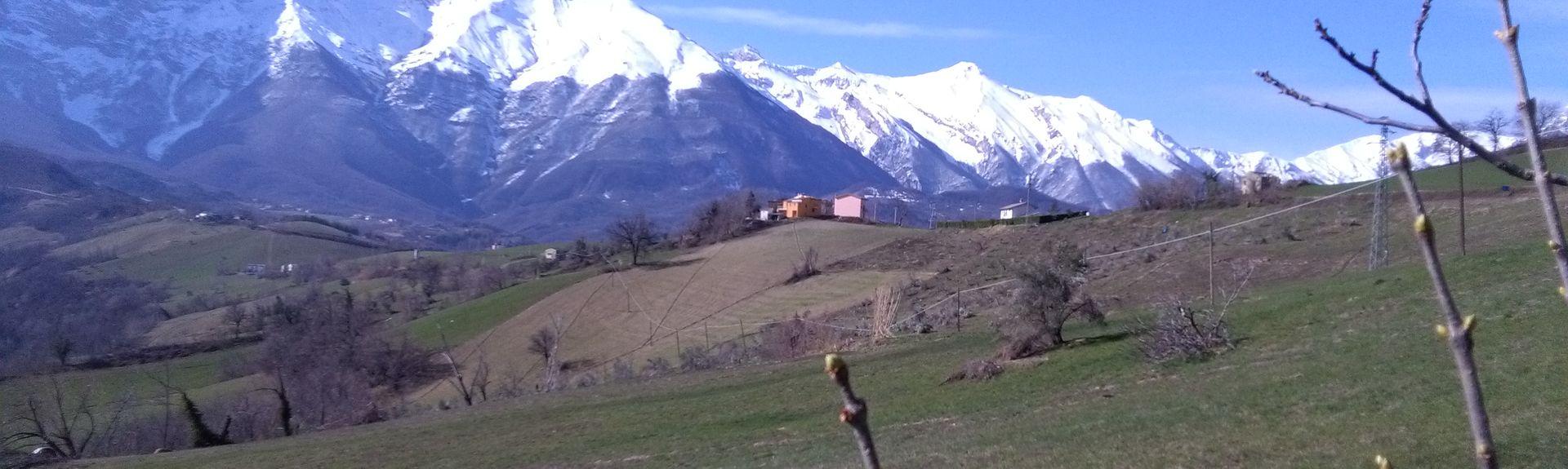 Ofena, Abruzzo, Italy