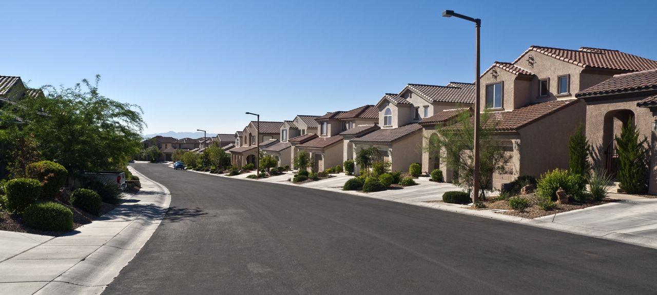 Summerlin, Las Vegas, Nevada, États-Unis d'Amérique