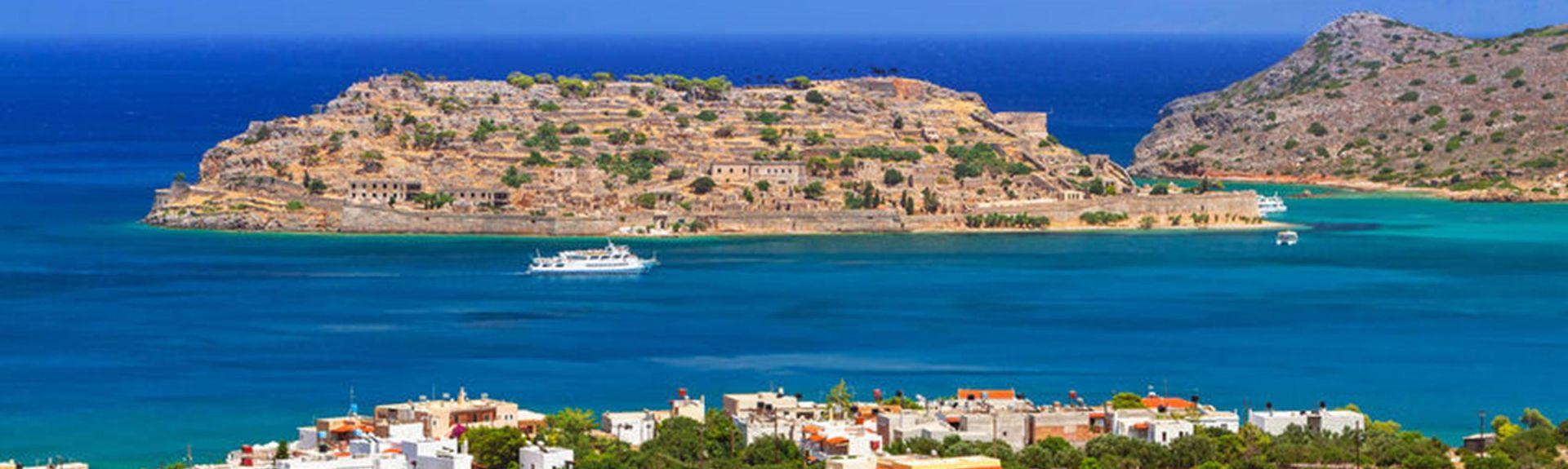 Rousa Limni, Agios Nikolaos, Crete, Greece