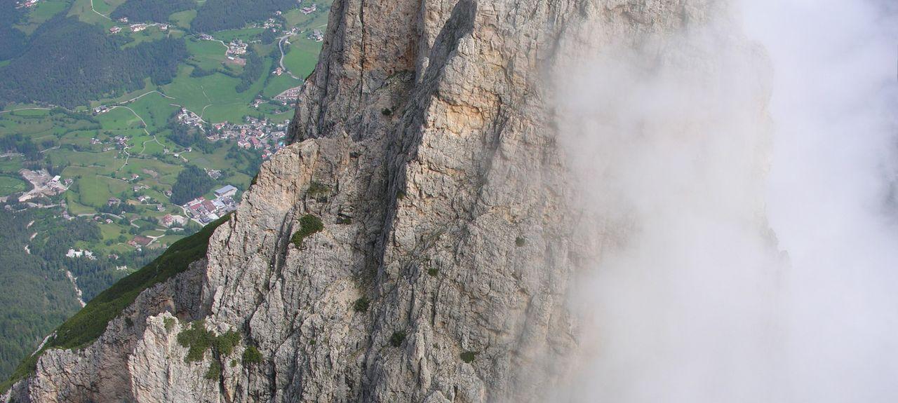 St. Ulrich-Seiser Alm Gondola, Castelrotto, Italy