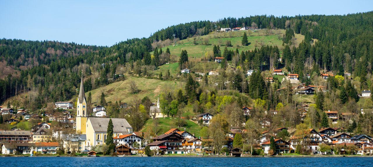 Schliersee, Bavaria, Germany