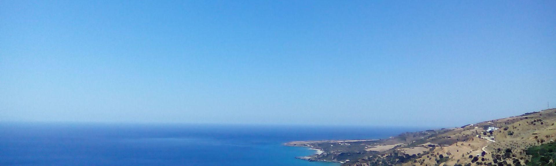 Viannos, Isla de Creta, Grecia