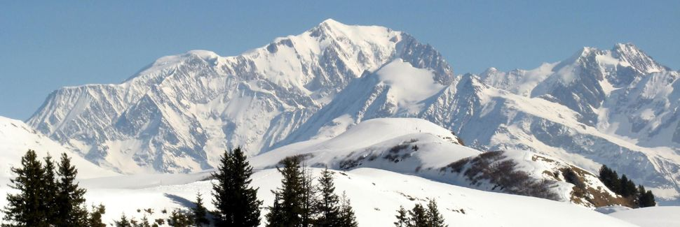 Les Contamines-Montjoie, Auvérnia-Ródano-Alpes, França