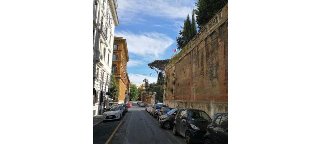 Rione IV Campo Marzio, Roma, Lazio, Italia