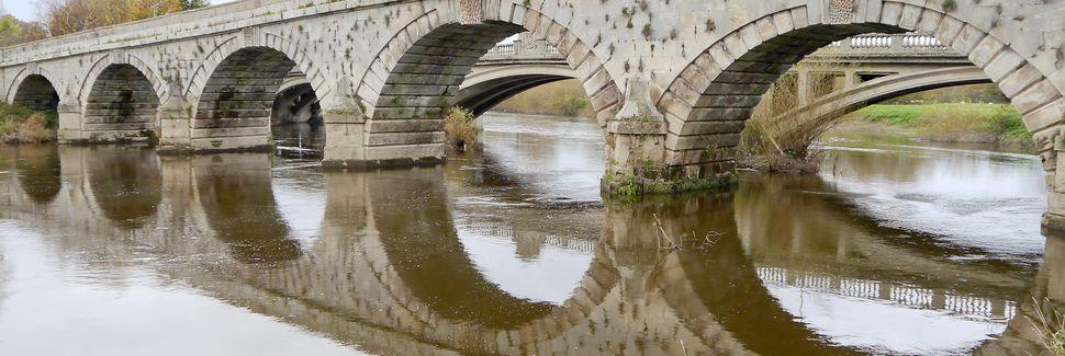 Alberbury with Cardeston, Shropshire, UK