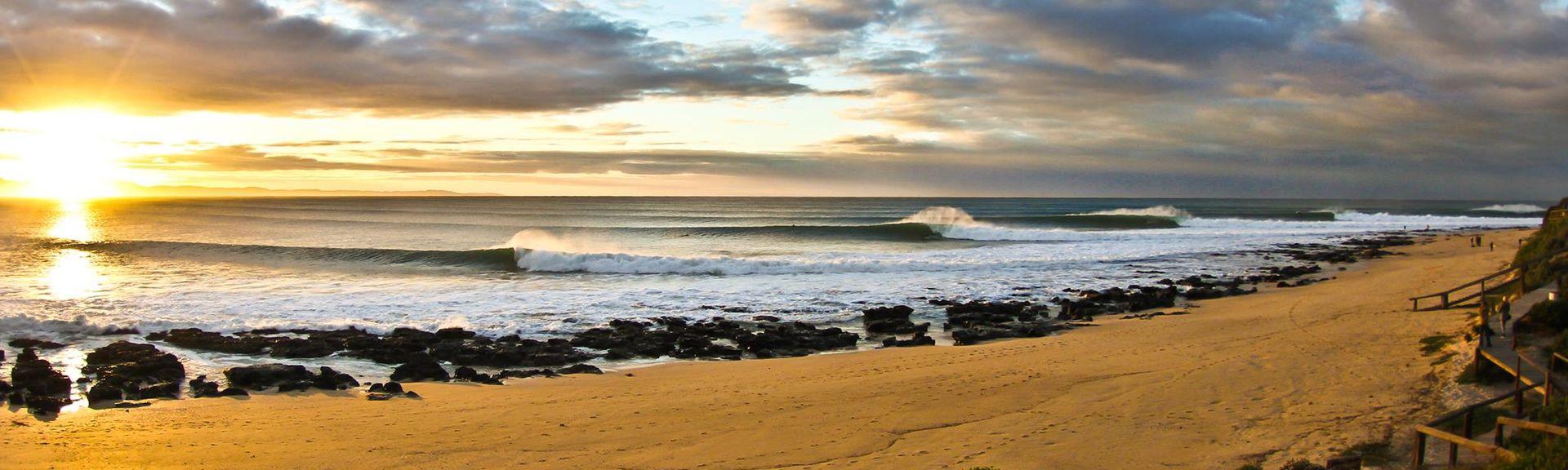 Wavecrest, Jeffreys Bay, Cap oriental, Afrique du Sud