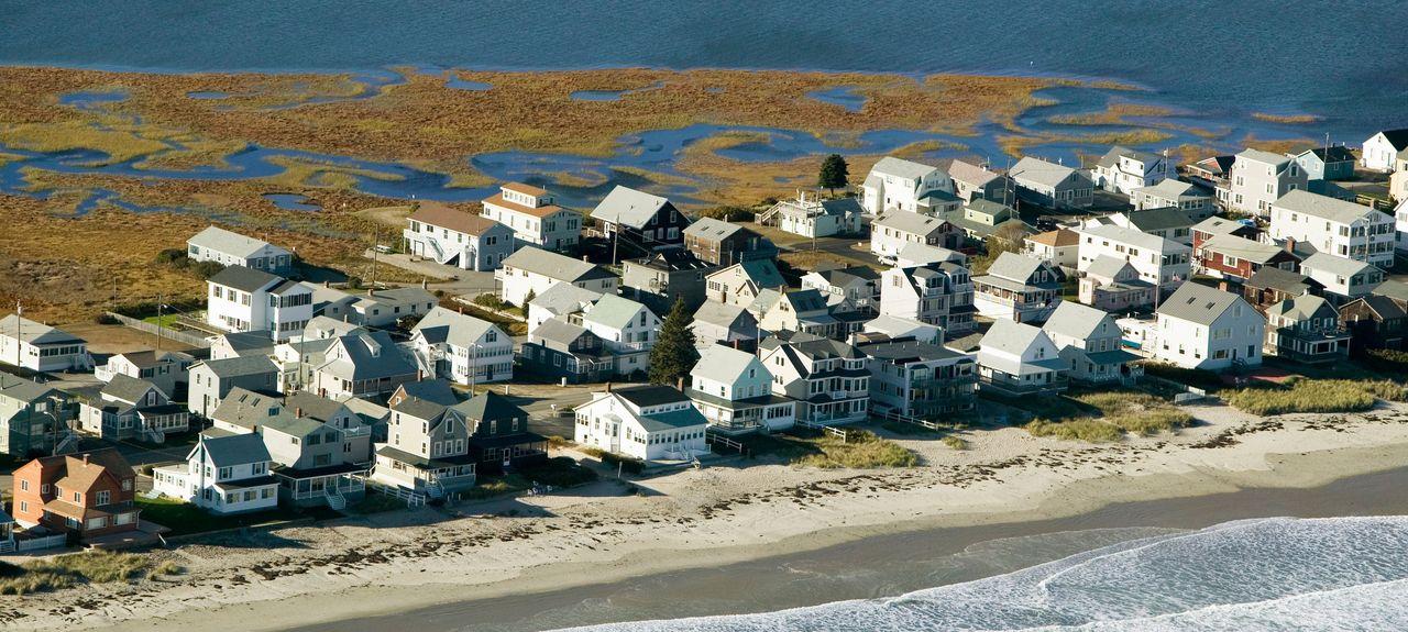 York Beach, York, Maine, États-Unis d'Amérique