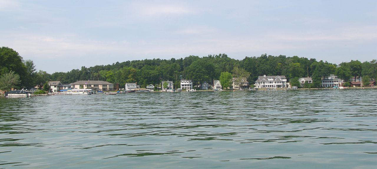 Lake James, IN, USA