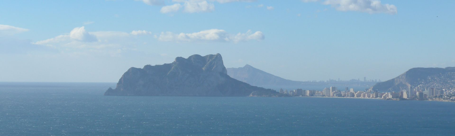 Natural Park of Penyal d'Ifac, Calpe, Valencian Community, Spain