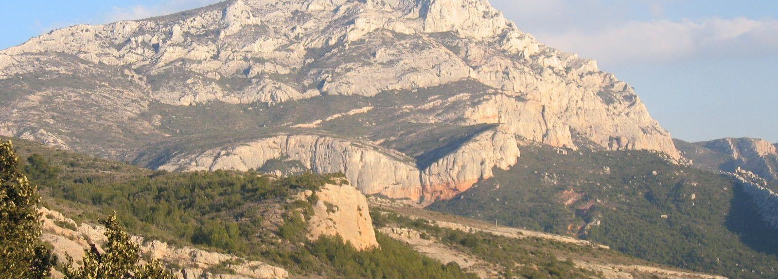 Aix-en-Provence historiske sentrum, Aix-en-Provence, Provence-Alpes-Côte d'Azur, Frankrike