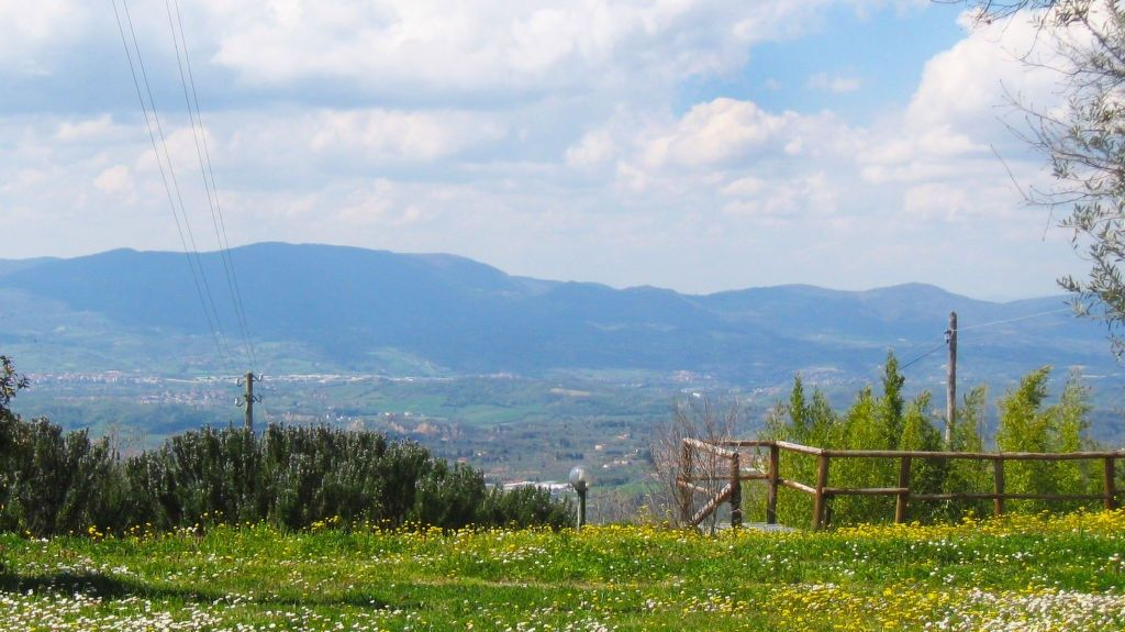 Pelago, Toscana, Italia