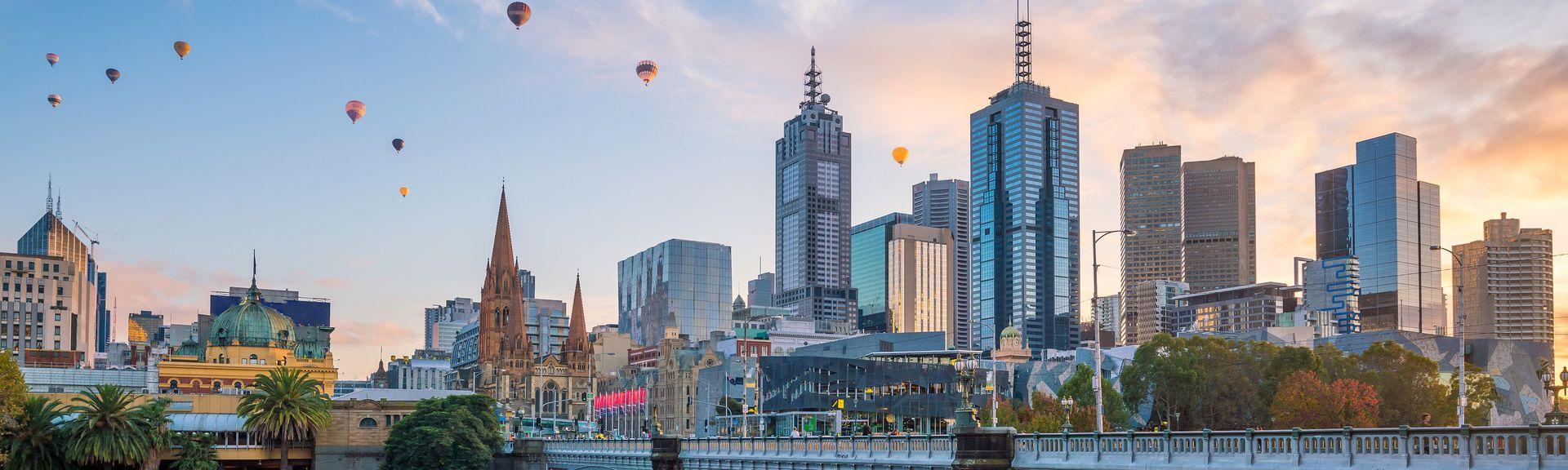 Southbank, Melbourne, Victoria, Australia