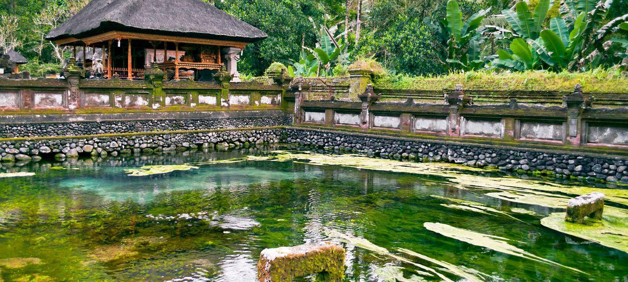 Ubud, Bali, Indonésia