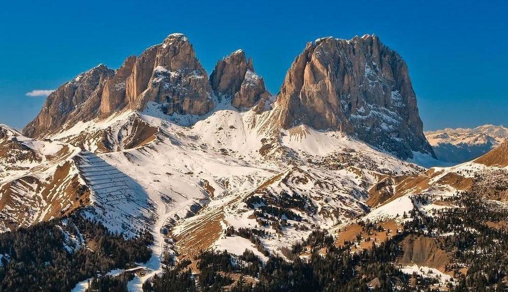 Estación de esquí de Cavalese, Cavalese, Trentino-Alto Adigio, Italia
