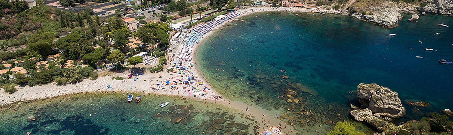 Letojanni, Messina, Sicily, Italy