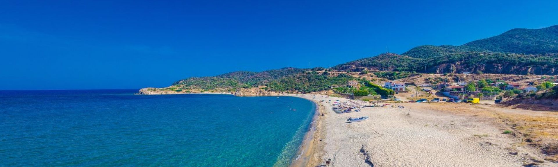 Nikiti Beach, Sithonia, Greece