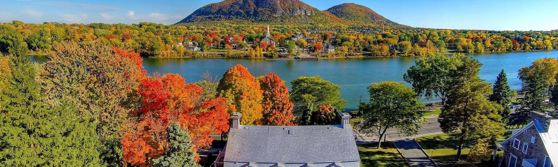 Parc Michel Chartrand, Longueuil, Québec, Canada