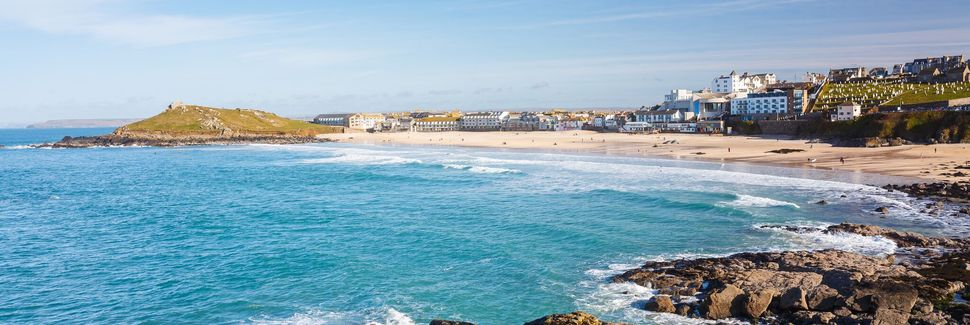 Saint Ives, Cornwall, UK