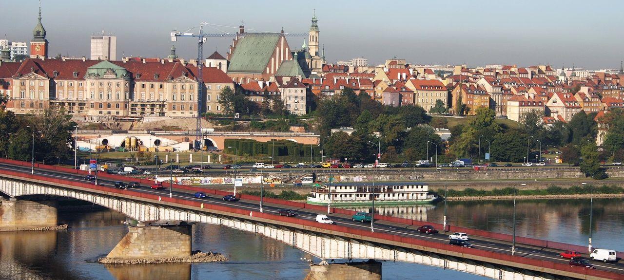 Śródmieście Południowe, Warszawa, Poland