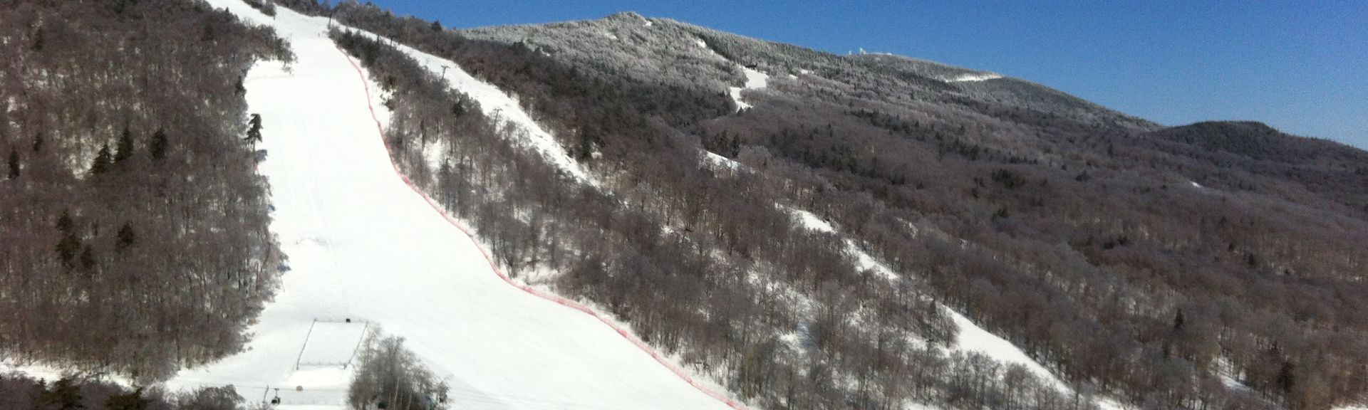 Quechee Ski Hill, White River Junction, Vermont, United States of America