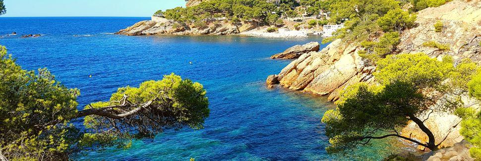 Carry-le-Rouet, Provence-Alpes-Côte d'Azur, Frankreich