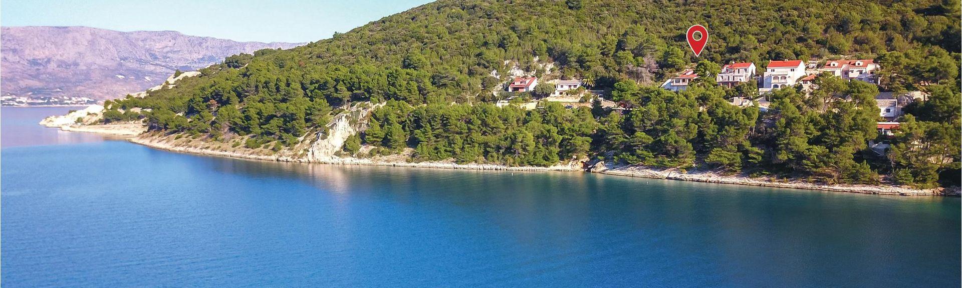 Pyhän Markuksen kirkko, Makarska, Split-Dalmatia, Kroatia