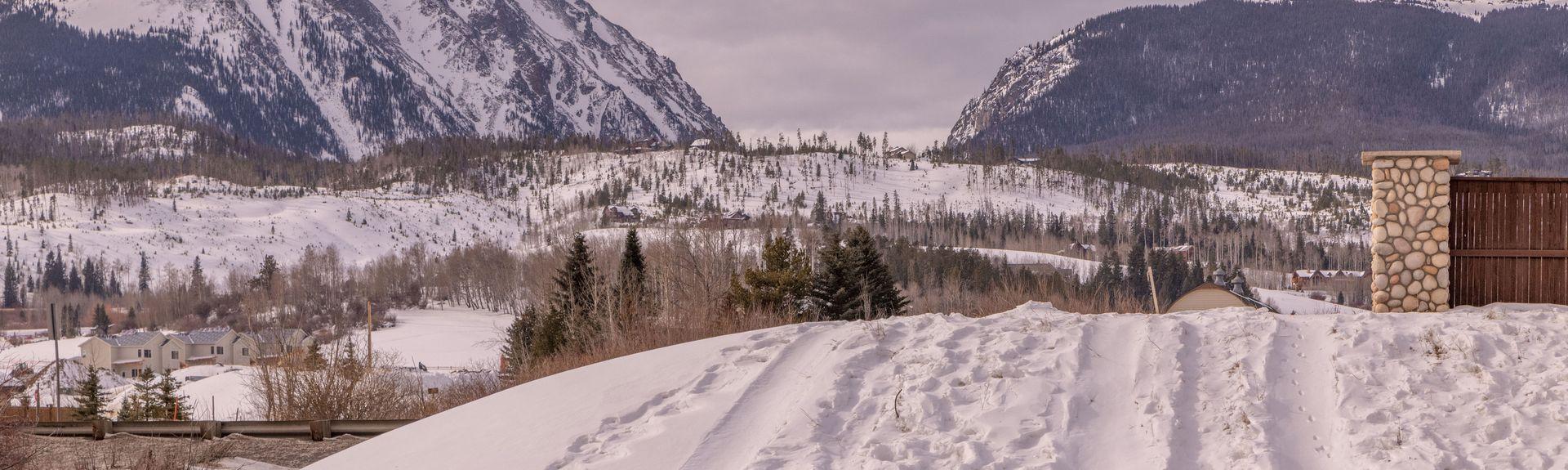 Three Peaks, Silverthorne, CO, USA