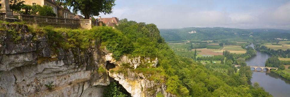 Domme, Aquitaine-Limousin-Poitou-Charentes, Frankrike