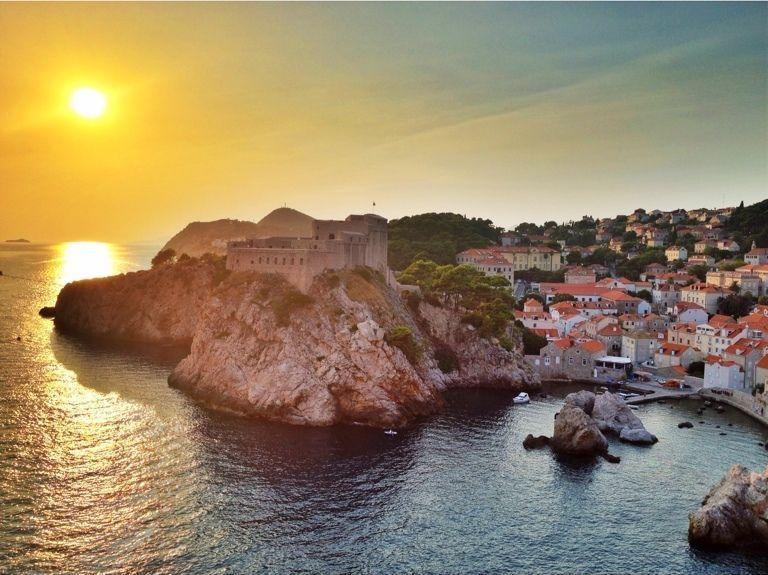 Dubrovnikin yliopisto, Dubrovnik, Dubrovnik-Neretva, Kroatia