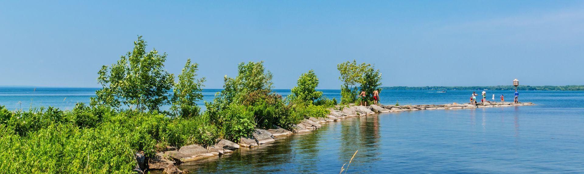 Lake Simcoe, Ontario, Canada