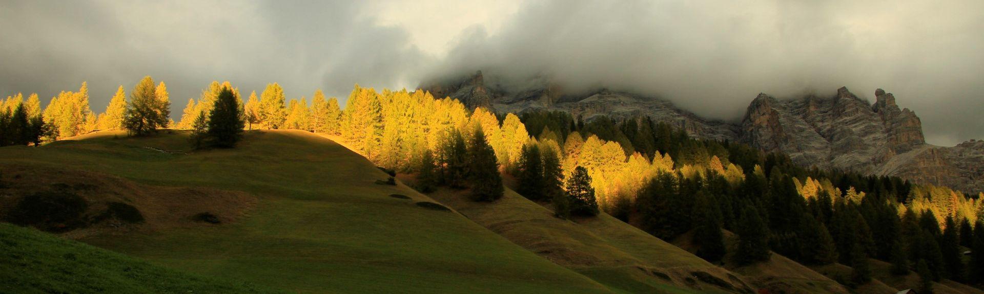 Welsberg, Trentino-Südtirol, Italien