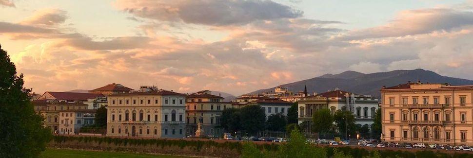 San Frediano, Firenze, Toscana, Italia