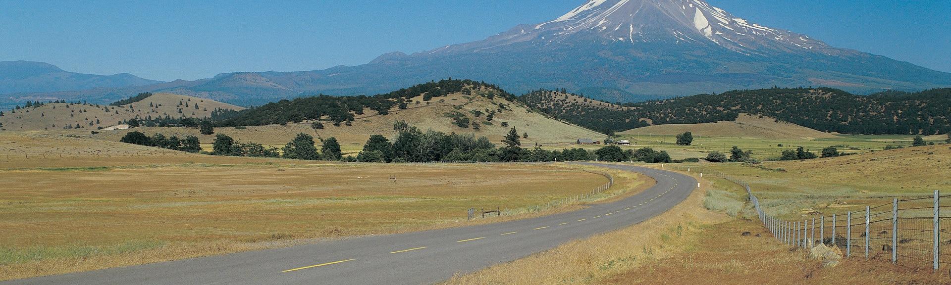 Mount Shasta, CA, USA