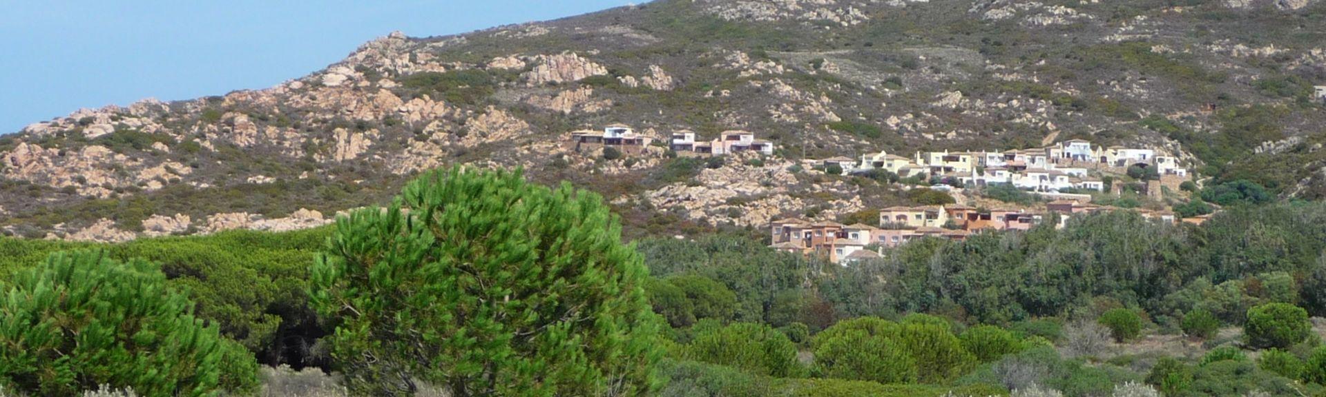 Aglientu, Sardinien, Italien