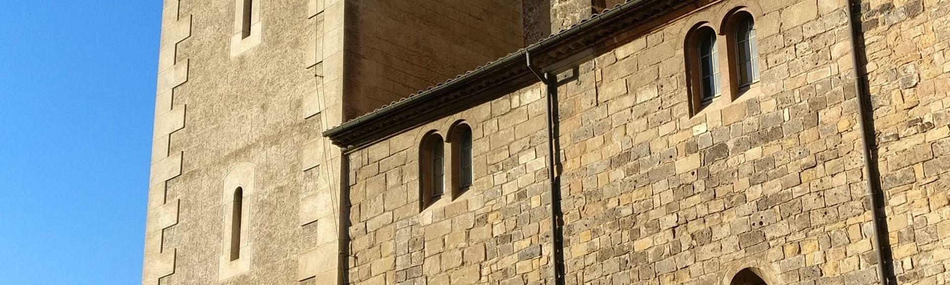 Sant Salvador de Bianya, La Vall de Bianya, Cataluña, España