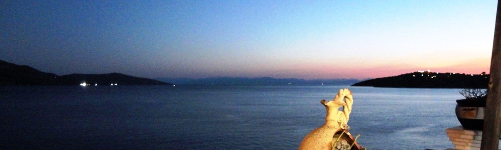 Mandra Idillia, Grekland
