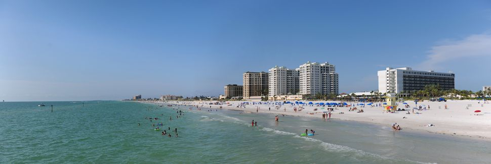 Clearwater Beach, Clearwater, Florida, Yhdysvallat