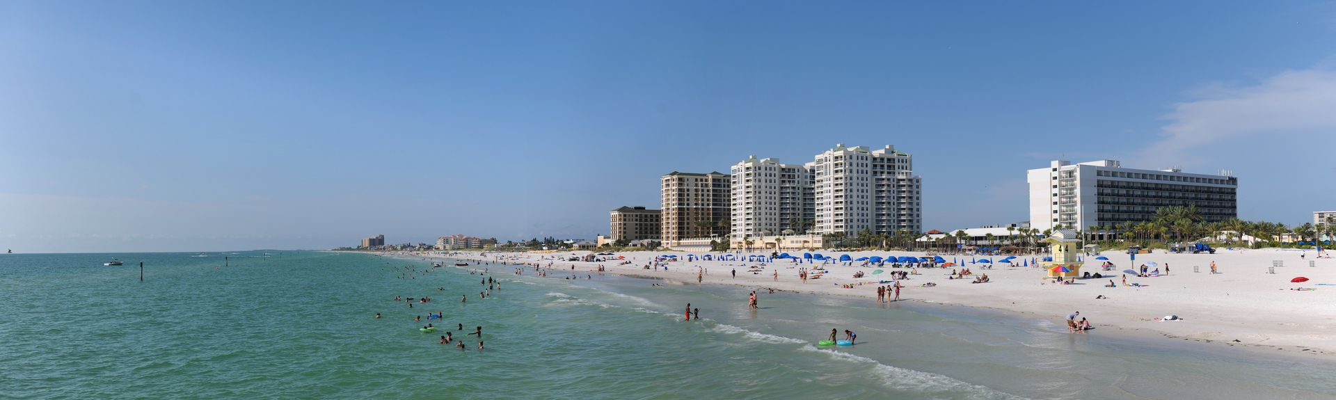 Clearwater Beach, Clearwater, Florida, Forente Stater